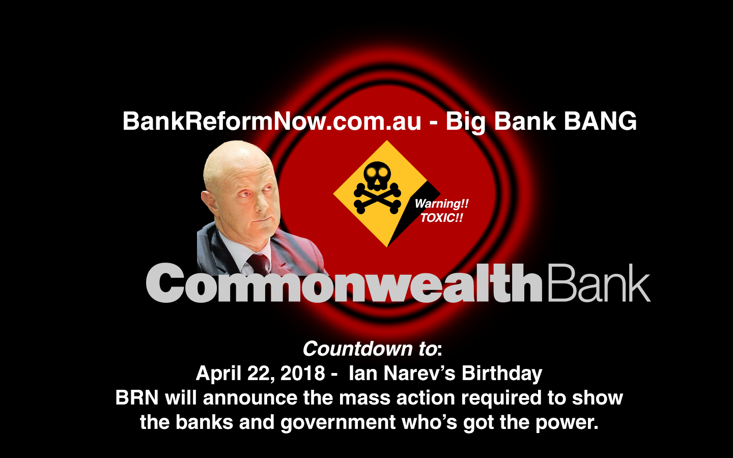 Big Bank Countdown Reform CBA
