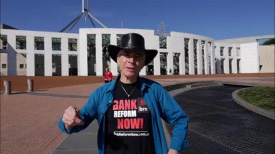 Dr Peter Brandson - BRN Campaigning For Justice