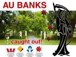 Australian Banks Corruption - Take Action