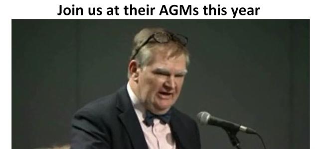 AGM Campaign 2019