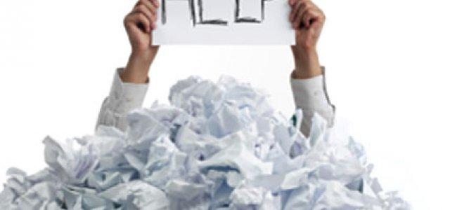Paperwork-Mountain
