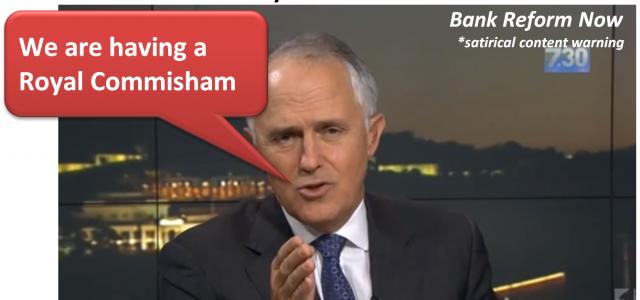 Malcom Turnbull - Australian Prime Minister