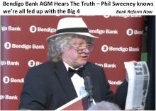 Phil Sweeney - Bendigo Bank AGM