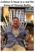 Senator Rod Culleton - Fights Corruption & Rights