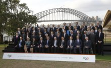 G20 2014 Australia Hosting