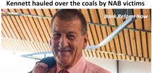 Kennett fails NAB remediation