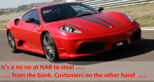 NAB's Ferrari-driving banker guilty