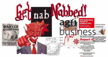 Nabbed - Small Businesses burnt by bad banking practices.