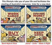 End the rat race