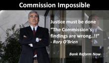 The Royal Commission got it wrong on Bankwest