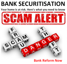 Securitisation Scam