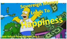 Sovereign Money Makes You Happy