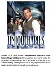 The Untouchables to give you justice