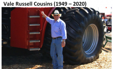 Vale Russell Cousins