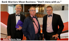 Michael, Selwyn & Craig mean business