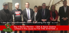 CBA Bank - Meet bank victims