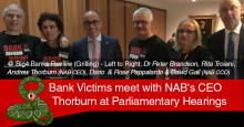 NAB bank - meet bank victims