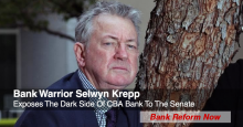 CBA Bank Warriors - Selwyn Krepp
