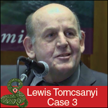 Lewis Tomcsanyi Bank Victims Stories