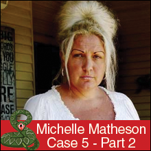 Michelle Matheson - Illegal Eviction Process Begins