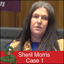 Sheril Morris Bank Victim Stories