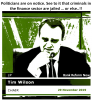 Tim Wilson has been informed about finance sector crimes